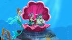 Queen CoralieSharky&Bones-Jake's Royal Rescue