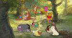Winnie the Pooh and Friends Easter