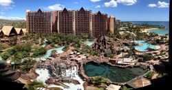 Aulani, a Disney Resort & Spa by Anthony Quintano