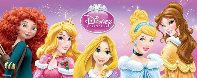File:Disney Princess Christmas.jpg