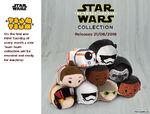 Star Wars The Force Awakens Tsum Tsum Tuesday UK