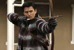 Once Upon a Time - 5x17 - Her Handsome Hero - Publicity Images - Gaston Shooting