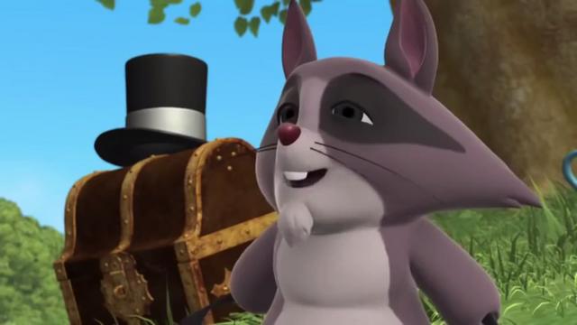 File:Raccoon Winnie the Pooh.png