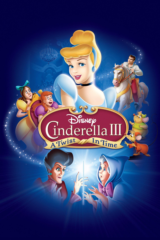 Cinderella III: A Twist in Time   Disney Wiki   FANDOM ...