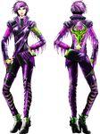 Mal's costume concept
