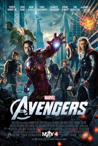 File:The Avengers poster2.jpg