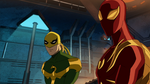 Ultimate Iron Fist & Iron Spider USMWW 1