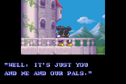 Disney's Magical Quest 2 Starring Mickey and Minnie Ending 19