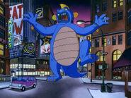 Godzilla Herman