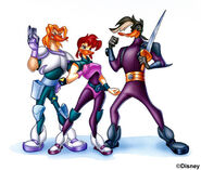 Duke, Mallory and Nosedive