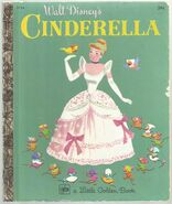 Cinderella little golden book