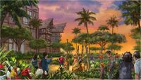Disney's Explorers Lodge 05