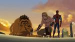 Ka-Zar Zabu Spider-Man