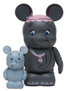 Dumbo And Mrs Jumbo vinylmation