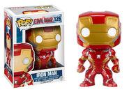 Funko Pop! - Captain America Civil War - Iron Man