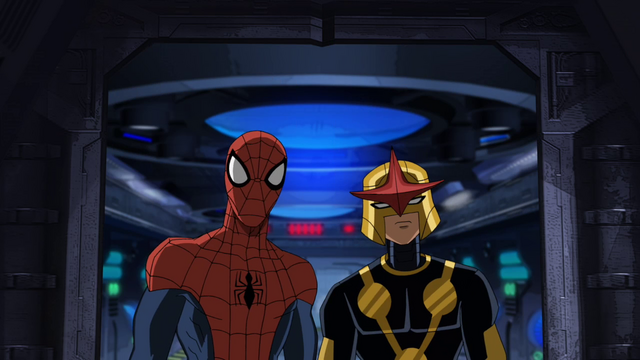 File:Spider-Man and Nova USWW.png
