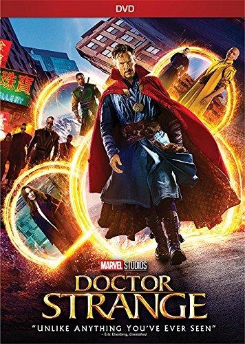 doctor strange dvd release
