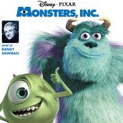 MonstersInc Soundtrack