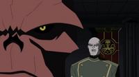 Red Skull&Baron Strucker