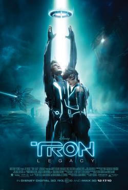 Tron Legacy Final Poster