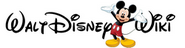 Walt disney wordmark
