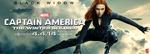 Captain America - TWS - Black Widow