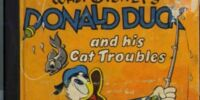 Donald Duck and His Cat Troubles