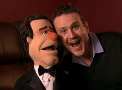 Jason Segel Muppet