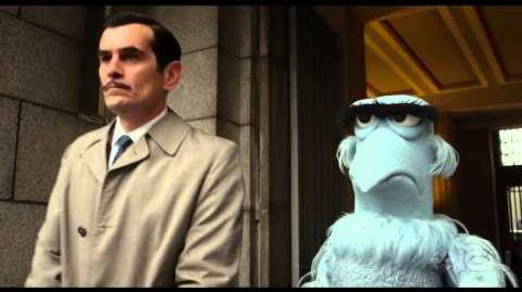 """Muppets Most Wanted """"Interpol Headquarters"""" Clip-0"""