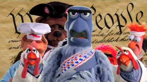 Stars & Stripes FOREVER! The Muppets