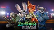 Zootopia Crime Files Title Screen