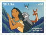 PocahontasMeekoandFlit-stamp