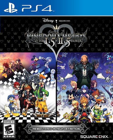 File:Kingdom Hearts I.5 + II.5 Remix Cover.png