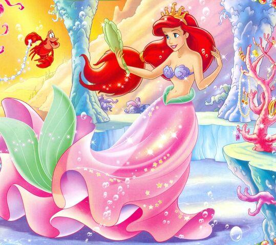 File:Ariel Wallpaper.jpg