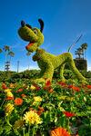 Epcot-pluto-topiary