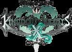 Kingdom Hearts X (chi) Logo