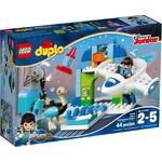 Lego miles stellosphere hangar set 1