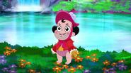 Baby Hook-Pirate-Sitting Pirates