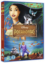 Pocahontas Musical Masterpiece UK DVD B