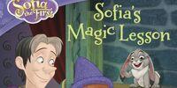 Sofia's Magic Lesson