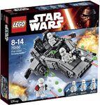 The Force Awakens Lego Set 01