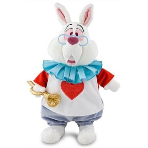 File:White Rabbit plush.jpg