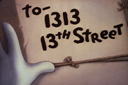 Package to 1313 13th Street