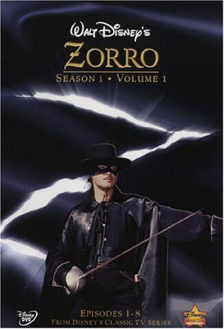 File:Zorro season 1 volume 1.jpg