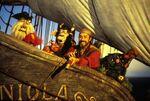 Muppets Treasure Island 41565 Medium