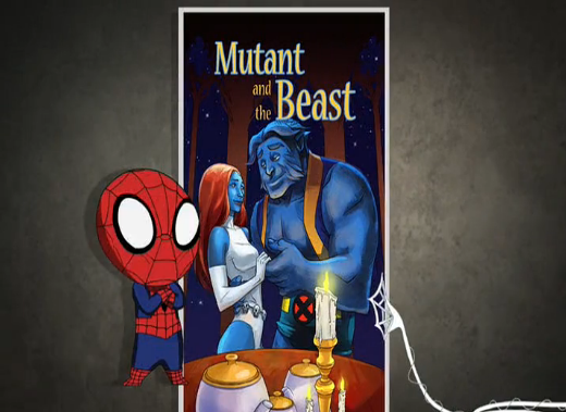 File:Spiderman Mutant and the Beast.png