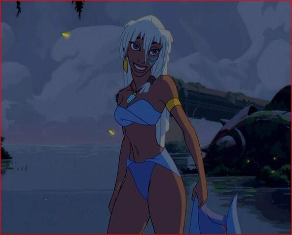 File:Princess Kida Atlantis by Jedijosh44.jpg