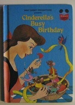 Cinderellas busy birthday
