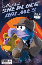 Muppet Sherlock Holmes Issue 3