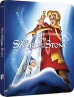 The Sword in the Stone Steelbook